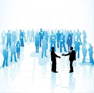 professional networks - Professionals do have a wide range of networks especially the corporate ones.