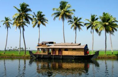 Houseboat. - Its photo of a houseboat in 'kerala'.