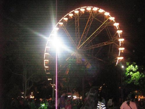 Wheel of Faith - Enchanted Kingdom ride all you can.