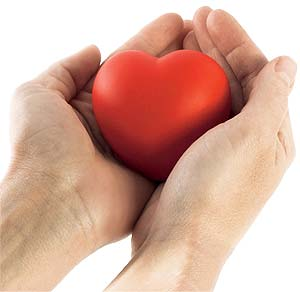 Caring - We must take of our heart. It is one of the most vital organs in our body and it also symbolizes love. If we care for others then we must care for ourselves too.