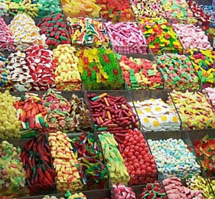 Variety of sweets - Variety of sweets that can be eaten at anytime and anywhere