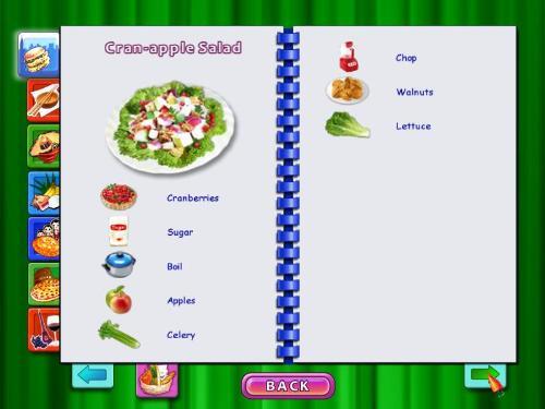 Cran-apple Salad - Go Go Gourmet: Chef of the Year