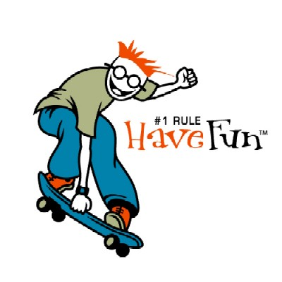 The Number One Rule - Have fun!