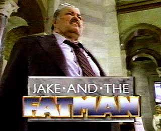 Jake and the Fatman - Another tv detective show. It aired form 1987 to 1992. It starred William Conrad.