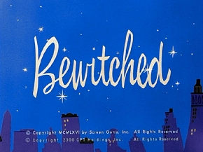 Bewitched - It starred Elizabeth Montgomery as Samantha the witch who marries Darren, a mortal. It ran from 1964 to 1972. Darren was played by D*ck York from 1964 to 1969. D*ck Sargent played Darren from 1969 to 1972.