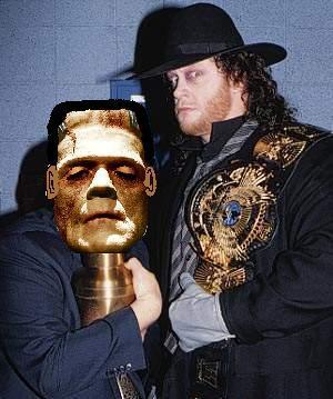 wwe - dead man