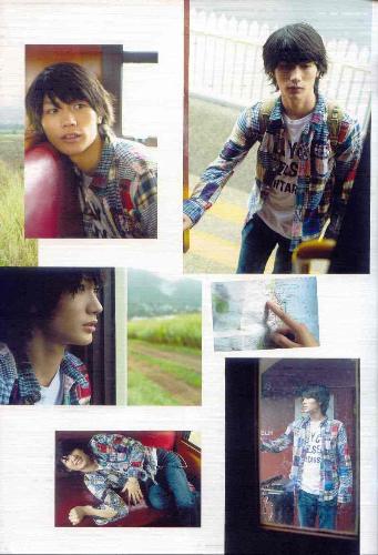 Miura Haruma - Letters Photobook