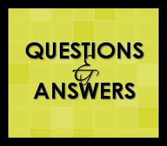 questions & answers - made myself :)