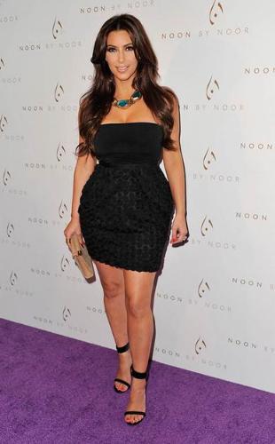 Kim Kardashian - Once again she looks awesome!