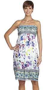 Summer dress - A cute summer dress most woman don't have to break the bank to buy!