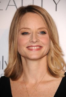 Jodie Foster - She is my age! Jodie will be 49 in November!