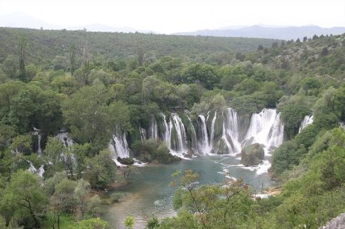 Waterfalls - These stunning waterfalls are located in a place called Kravica in Bosnia and Herzegovina border ...