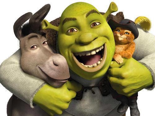 Shrek - motion picture shrek