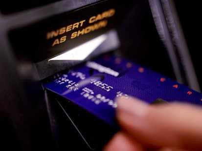 atm - atm card