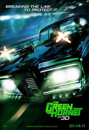 The Green Lantern - Another Marvel action hero brought to the silver screen