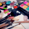 Makeup - An array of makeup products
