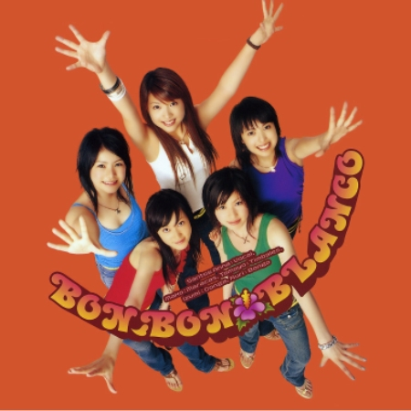 Bon Bon Blanco - A Japanese women pop group that consists of one vocalist and four percussionists.  Well known with its single, 'Bon Voyage!' which is being a 4th theme song of a popular anime, 'One Piece'
