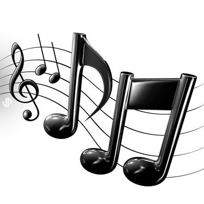 music notes - musical notes
