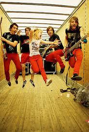 paramore - a good rock band