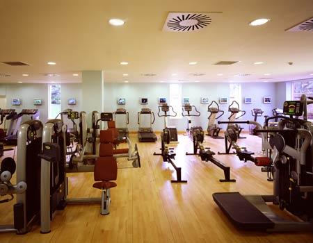 gym - stylish gym :)