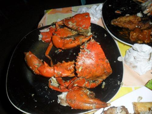Crabs - Craving for crabs?