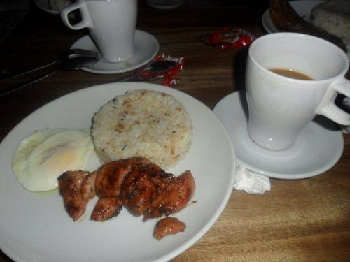 Heavy Breakfast - What's fpr breakfast?