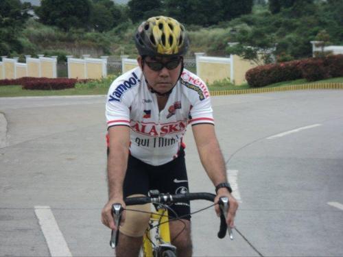 Biking for Fun - Enjoying the nature while biking