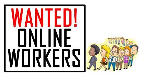 Online Job - Wanted OnLine Job