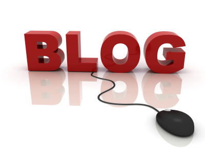 blog - blog and mouse