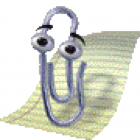clippit - The Microsoft Word Paperclip or Clippit is most commonly known as one of the many office assistants from Microsoft Office Thespian Troupe, otherwise known as the MOTT. It is the best known as the most annoying paperclip the earth has ever seen. He is a Meisner actor by trade, but holds a professional degree from Stanford University in Organizational Management. He has become one of the most widely debated and controversial icons of Microsoft Office, with consumer feelings ranging from intense love to absolute hatred.