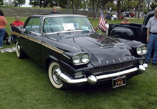 Parkard - A classic 1958 Parckard.