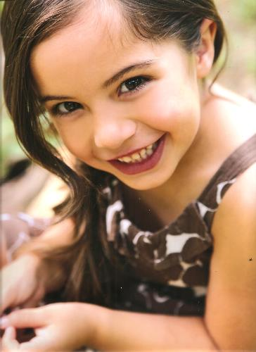 My granddaughter's portfolio photo for modeling #2 - Taken by Tony Gibble Photography of Lancaster, Pa for Wilhelmina Model Agency. This is my granddaughter.