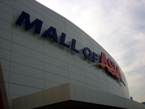 sm - sm mall of asi