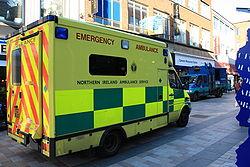 ambulance - ambulance service northern ireland