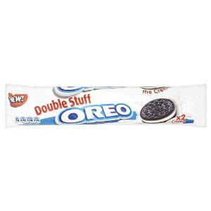 double stffed oreos - packet of double stuffed oreos
