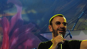 Ringo Starr - Someine at work thought he was dead! NOT! He is alive and still performing! At 71,too!