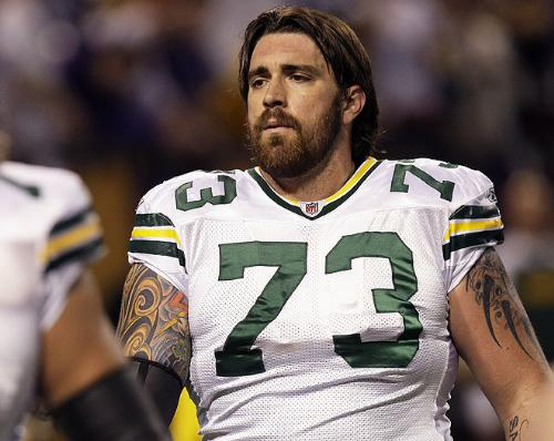 Daryn Colledge - He became a free agent the Packers didn't resign him and now he is a Arizona Cardinal.