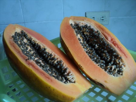 Papaya for me - Papaya is very nutritious