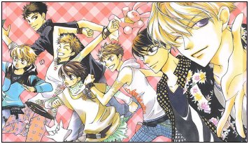 ohhc - I loved this. The manga and the anime as well, but haven't been through with the manga tbh :P