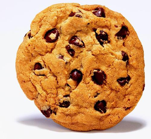 cookie - chocolate chip cookie