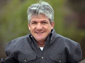 The dad - Matt Roloff,the dead beat dad from 'Little People,Big World'. I saw the show once and never again! After I saw what an @sshole Matt was,I couldn't watch it again knowing the heck he put Amy through!