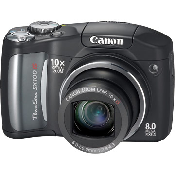 Canon Powershot - A picture of a Canon Powershot.