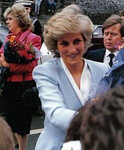 Princess Diana - The beautiful and loving princess of Wales.