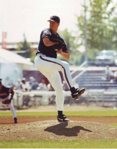 Jim Abbott - Jim Abbott was a one hand pitcher who pitched in the Major's from 1979 to 1989.