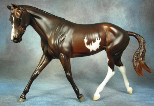 Breyer Horse - This model is gorgous! I wish I had the money to collect them again! I do love horses!