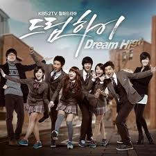 Dream High cover - a korean drama about a group of teens who want to become singers/dancers