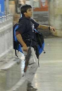 terrorist - 26/11 mumbai attack..!