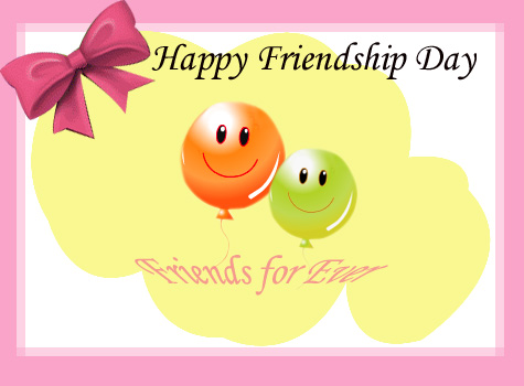 happy friendship day - happy and happy always
