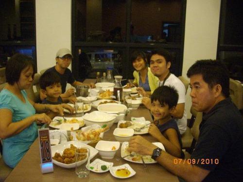 Eating Out - Restaurant scene