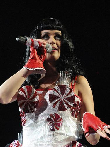 Katy Perry - Katy Perry in a recent concert.